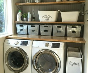 laundry and laundry room image