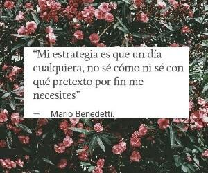 i need you, tumblr, and mario benedetti image