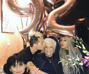 ariana grande, arianagrande, and family image