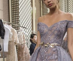 details, embellishment, and haute couture image