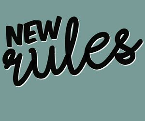 new, rules, and wallpaper image
