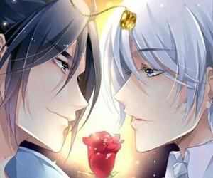 yaoi, yang jinghua, and duanmu xi image