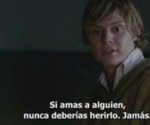 american horror story, love, and frases image