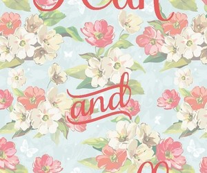 flower, wallpaper, and i can and i will image