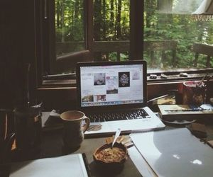 coffee, study, and nature image
