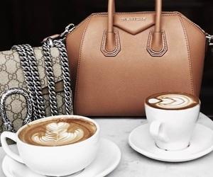 bag and coffee image