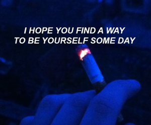 quotes, blue, and tumblr image