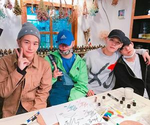 Chan, byungchan, and hanse image