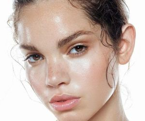 beauty and dewy skin image