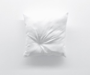 minimalism, pillow, and white image