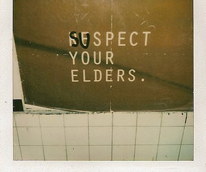 suspect, elder, and text image