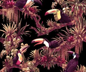 animal, autumn, and background image