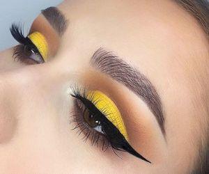 aesthetic, chic, and eyeshadow image