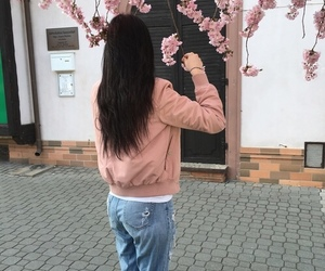 pink, aesthetic, and ulzzang image