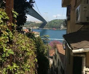 bosphorus istanbul and hisarüstü image