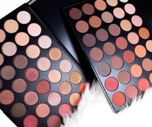 makeup, beauty, and morphe image