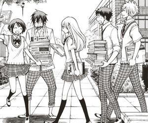 anime, yamada ryu, and urara shiraishi image