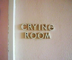 room, cry, and aesthetic image