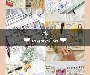 inspiration, journal, and wallpaper image