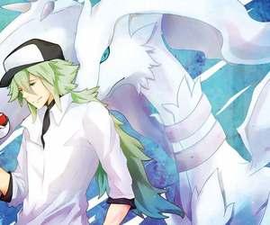 n, pokemon, and reshiram image