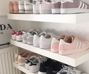 nike, sneakers, and adidas image