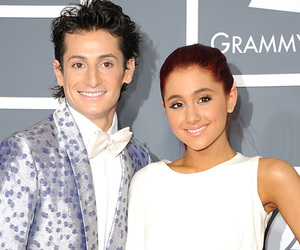 ariana, brother, and frankie image