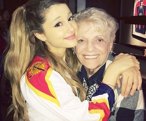 grandmother, ariana grande butera, and ariana image