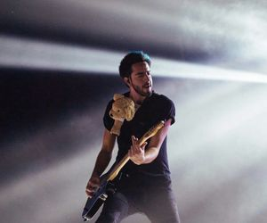 all time low, band, and concert image