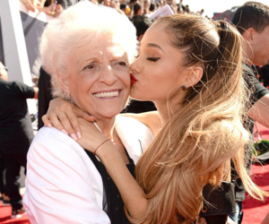 grandmother, ariana, and nonna image