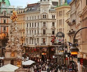 place, austria, and beautiful image
