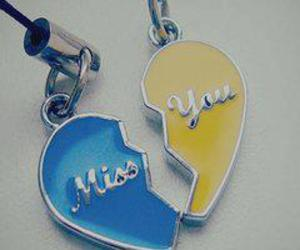 heart and miss you image