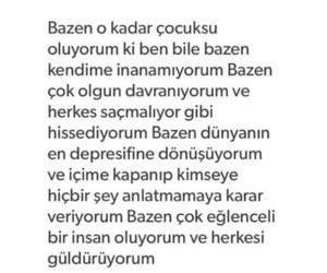 alıntı, türkçe sözler, and tumblr sözleri image