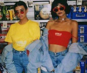 90s, vintage, and retro image