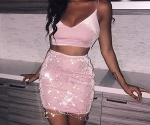 fashionable, highlight, and skirt image