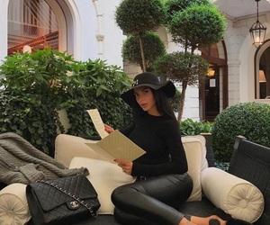 black, fashion fashionable, and luxury luxurious image