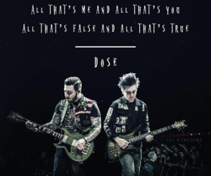 avenged sevenfold, dose, and synyster gates image