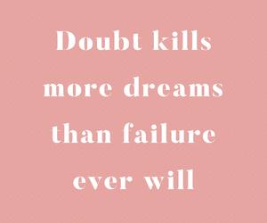 confidence, depression, and Dream image