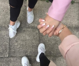 air force 1, friend, and goals image