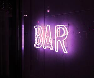 bar, dark, and grunge image