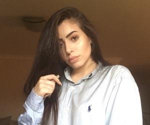 brazil, brown hair, and eyeshadow image