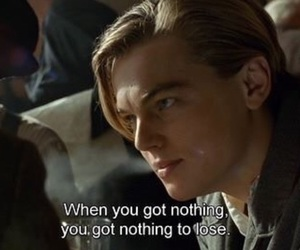 quotes, titanic, and movie image