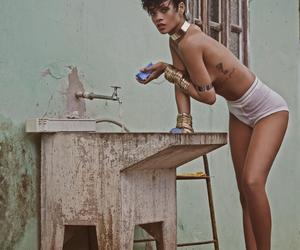 beauty, women, and fenty image