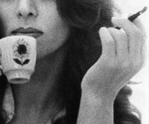 fairouz, coffee, and فيروز image