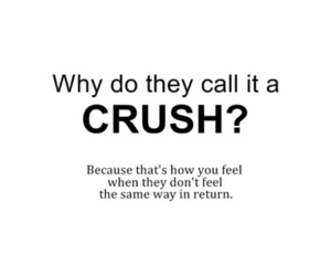 crush, quotes, and love image