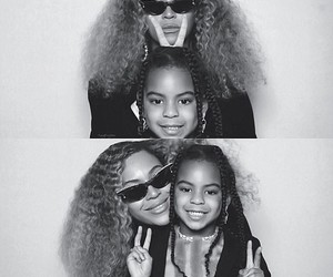 blue, october, and queen bey image