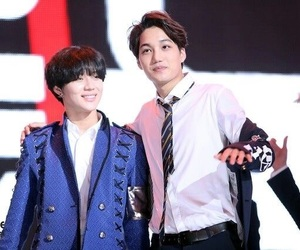 Taemin, kai, and exo image