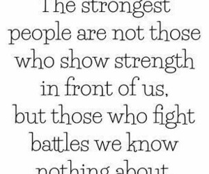 quotes, strong, and fight image