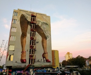 art, bulgaria, and street art image
