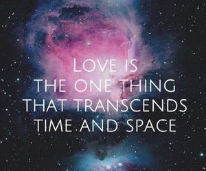 space, love, and interstellar image