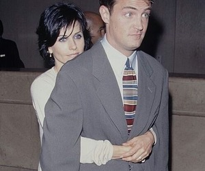 friends, Matthew Perry, and chandler image